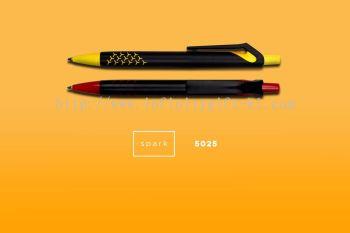 5025 SPARK - Plastic ball pen