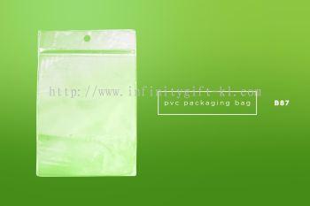B87 PVC Packaging Bag