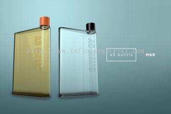 M60 A5 - Memo Notebook Bottle (420ml)