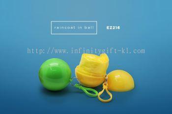 EZ216 Raincoat in Ball
