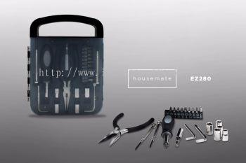 EZ280 Housemate 22pcs Tool Kit