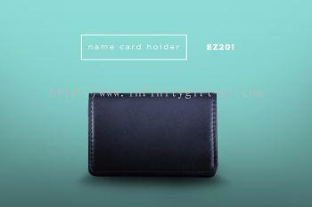 EZ201 PU Leather Name Card Holder