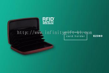 EZ360 RFID Blocking Card Holder