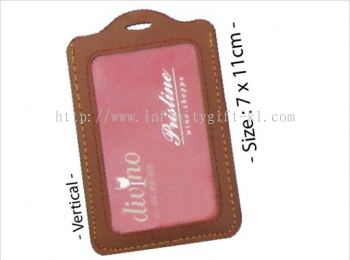 LYD001 PU Namecard Tag