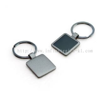 KH029 Keychain in Square Shape
