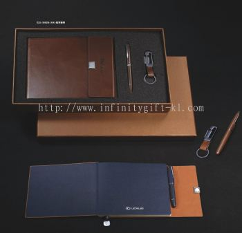 026-T062 Organizers / Diaries / Planner / Executive Notebooks / Gift Set