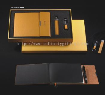 027-T063 Organizers / Diaries / Planner / Executive Notebooks / Gift Set