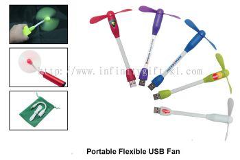 EL038 Portable Flexible USB Fan