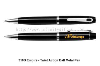 910B Empire - Twist Action Ball Metal Pen