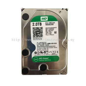 WD 2TB HDD (Green)