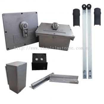 Celmar Swing Gate Motor Set