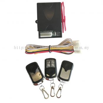 330MHZ Remote Control Set S. Steel