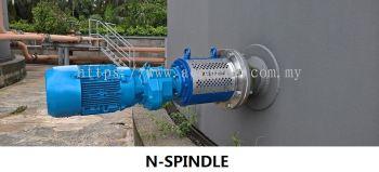N-SPINDLE