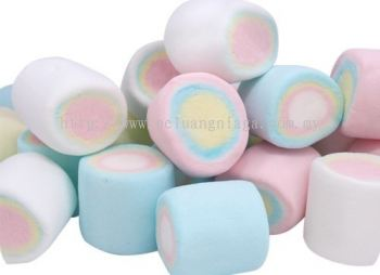 Marshmallow Regular Concentric 1kg per bag