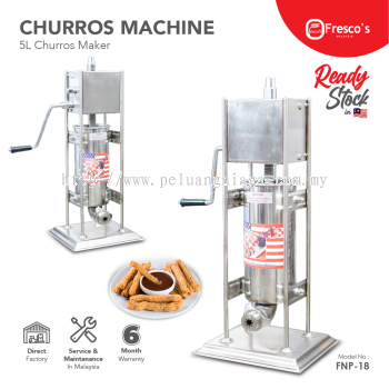 Churro Machine Maker 5L
