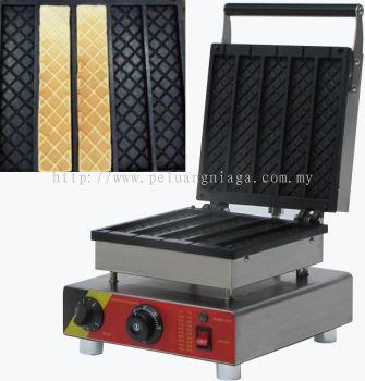 Waffle Long Square Machine Fresco
