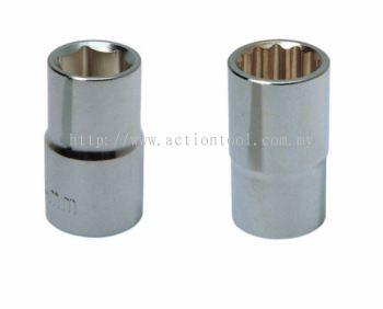 1/2���� Dr.,����SAE���� Standard Length Socket