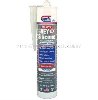 SILICONE GASKET MAKER (GREY-OX) (C999)