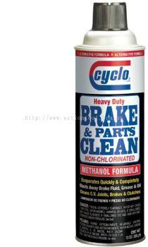 METHANOL BRAKE & PARTS CLEAN (C101C)