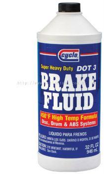 DOT3 HEAVY DUTY BRAKE FLUID (C56)
