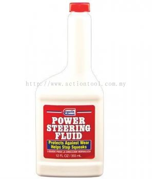 POWER STEERING FLUID (C27)