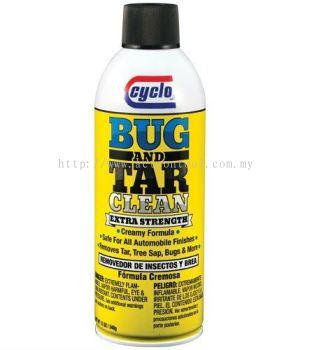 BUG & TAR CLEAN  (C64)