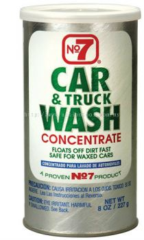No7 CAR & TRUCK WASH  (16140)