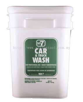 No7 CAR & TRUCK WASH (16340)