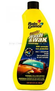 Rain Dance WASH & WAX CONCENTRATE (2624)