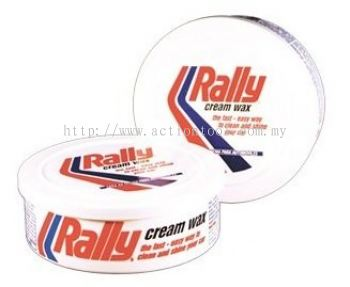 Rally CREAM CAR WAX (82116)