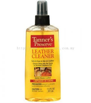 Tanner's Preserve LEATHER CLEANER (65864)