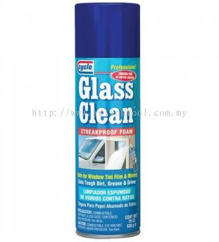 GLASS CLEAN  (C331)