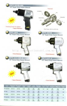 1/2'' Impact Wrench