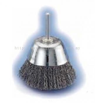 Cup Brushes with Shank (SCD)