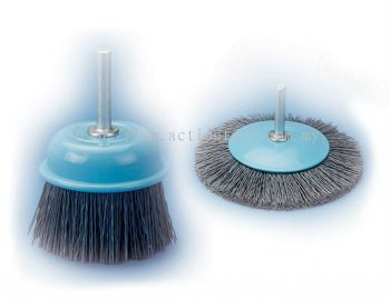 Cup Brush & Dish Brush with Shank (GSC - GSV)