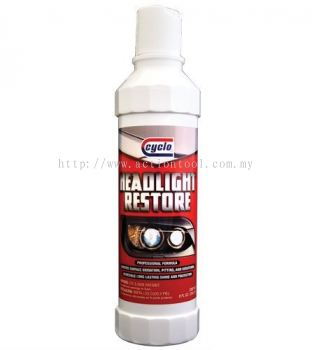 HEADLIGHT RESTORE (C0801)