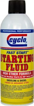 FAST START STARTING FLUID (C100)