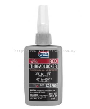 HIGH TEMPERATURE THREADLOCKER (C27250)