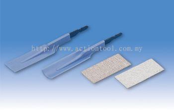 Self-Adhesive Sanding Paper & Stem (HN)