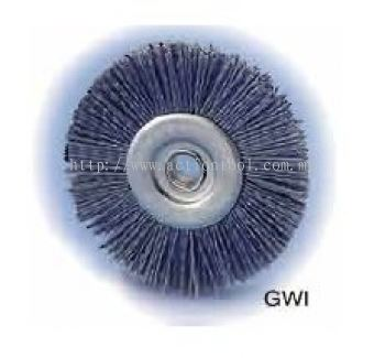 Abrasive Nylon Wheel Brushes (GWI)