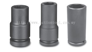 3/4¡¯¡¯Dr.,¡®¡¯SAE¡¯¡¯ Deep Length Impact Sockets (6-Point)