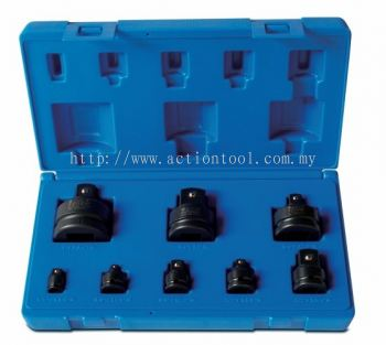 8 Piece Impact Adapter Set (Item No. 640010801)