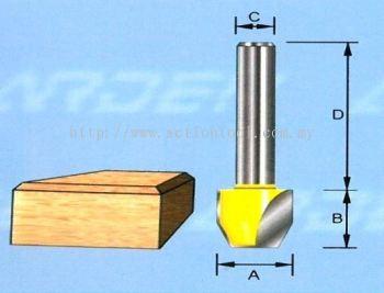 Bevel and Flush Trim Bits (157)