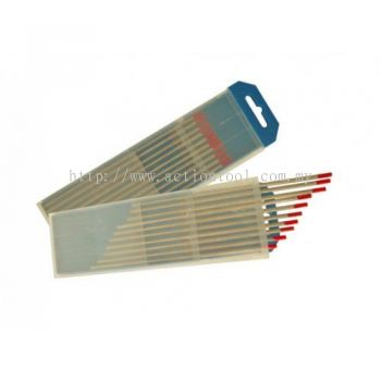 YMT Tig Tungsten Electrode - Red