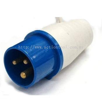 CEE 16A Weatherproof Plug - 013