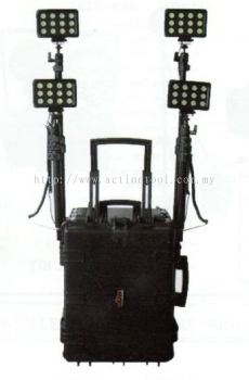 Portable Type LED Work Light Sytem AFW 1390