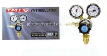 YMT Oxygen Regulator (BRASS)