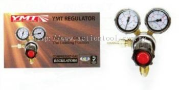 YMT Acetylene Regulator (BRASS)