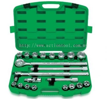 "3/4"" DR. Flank Socket Set"