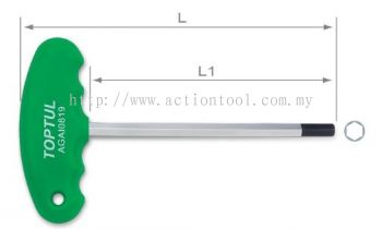 T-Type Hex Key Wrench